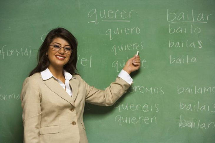 Learning Spanish on your coffee break